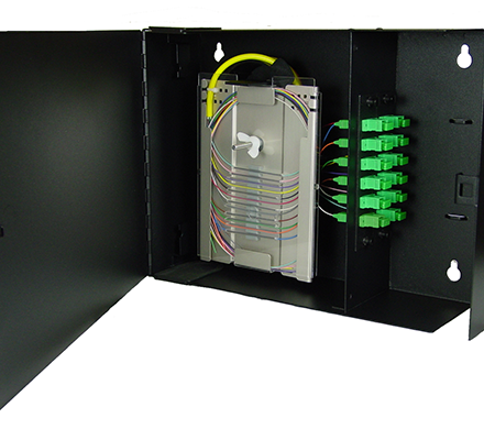 2-Plate Wall-Mount Enclosure