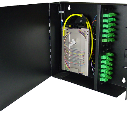 4-Plate Wall-Mount Enclosure